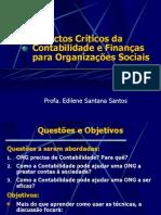 20090205101804_1131520_Aspectos Críticos da Contabilidade e Finanças para Organizações Sociais.ppt