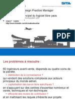 Bernard Paques  SITA Solution Design Practice Manager Bernard.paques@Sita.aero