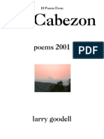 10 Poems From Oh Cabezon
