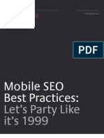 DotMobi Mobile SEO Best Practices