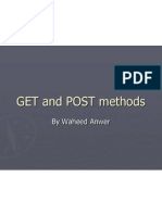 get and post in php