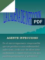 5.-La Cadena de Infeccion