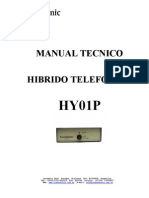 Hibrido Manual Hy01p