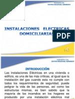 Presentacion Redes Electricas Instalaciones
