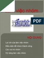 Team Work - Minh Hai for HHF
