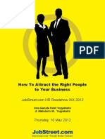 HR Jobstreet