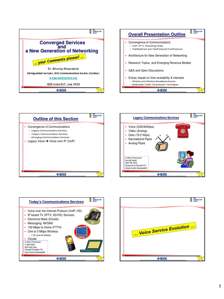 Bhumip Khasnabish Kolkata IEEE DLT Intro and VoIP Srvc Evol