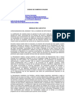 Codigo de Comercio de Chile