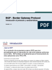 BGP 2D Border Gateway Protocol v1