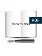 Antologia de La Deontologia
