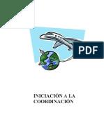 INICIACIÓN A LA COORDINACIÓN