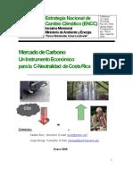Carbono Neutralidad CR