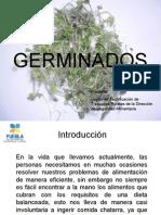 GERMINADOS PRESENTACION