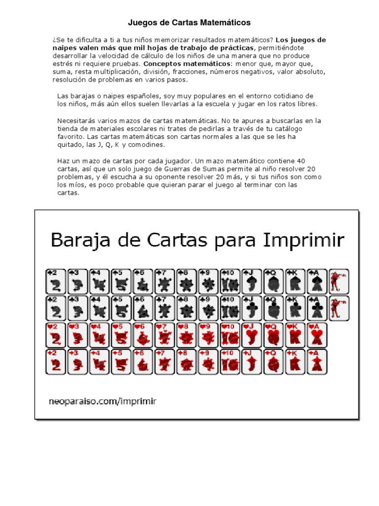 Único Hojas De Trabajo De Matemáticas De La Prueba De Velocidad ...