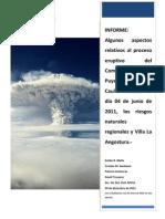 Informe final Sec. Def. Civil Municipal Villa La Angostura de fecha 091211 con actualización enero de 2012