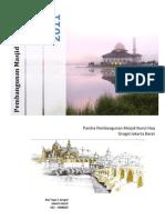 Proposal Pembangunan Masjid Nurul Haq 2012 - Maret