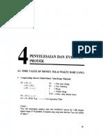 Bab4 Penyelesaian Dan Evaluasi Proyek