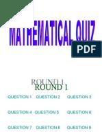 Final Quiz