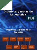 Objetivos y metas de la Logística2
