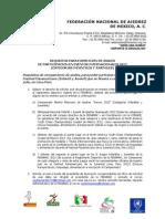 Doc. Procedimiento de Solicitud de Avales 2012