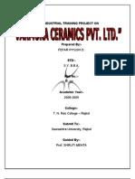Varmora Ceramics Pvt Ltd (S.y.b.b.a.)