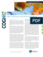 PBM Compliance with Medicare Part D