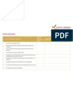 Checklist Document Family Law Clients 2012