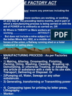 Factories Act MBA PPT