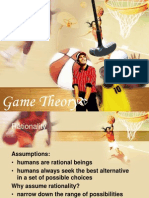 Game Theory OR PPT MBA