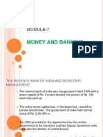 Money and Banking System MBA PPT