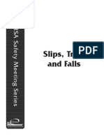 Safety Meeting Series Slip Strips and Falls
