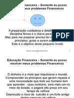 Finanças Nota 10