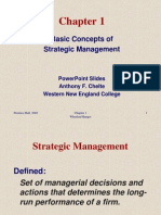 Ch01 Concepts of Strategic Mgt and Bus Policy