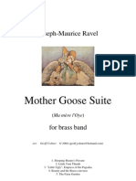 Mother Goose for Brass Band