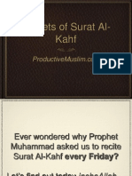 Secrets of Surat Al Kahf