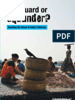 Safeguard or Squander Deciding the Future of India's Fisheries
