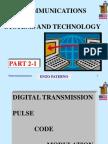 Telecommunications PCM