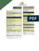 Academic Calendar Sem Feb 2012