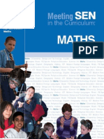 Meeting Special Needs in Math