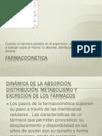 farmaco- farmacocinetica