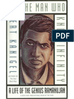 The Man Who Knew Infinity-A Life of the Genius Ramanujan