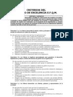Criterios Modelo Efqm 2003