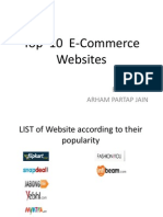 Detailed Business Models of Top e Commerce Websites of India
