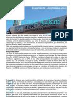 2007 Informe 42km