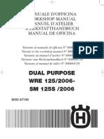 Manuel Atelier WRE2006
