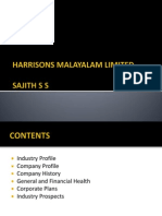 Harrisons Malayalam Limited