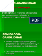 Semiologia Ganglionar en Pp