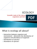 Bio200 - Ecology