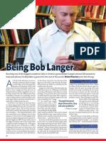 Being Robert Langer