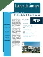 1ª edição - Letras de âncora digital
